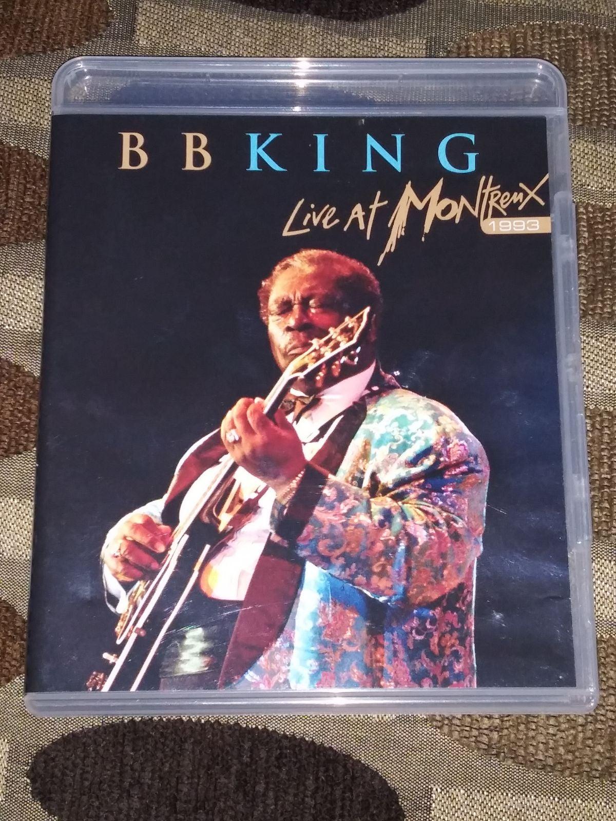 b.b. king live dvd 1993