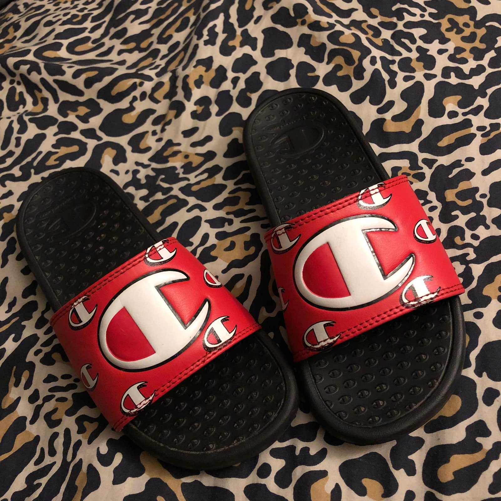 Champion Kids Boys Sandals Size 2
