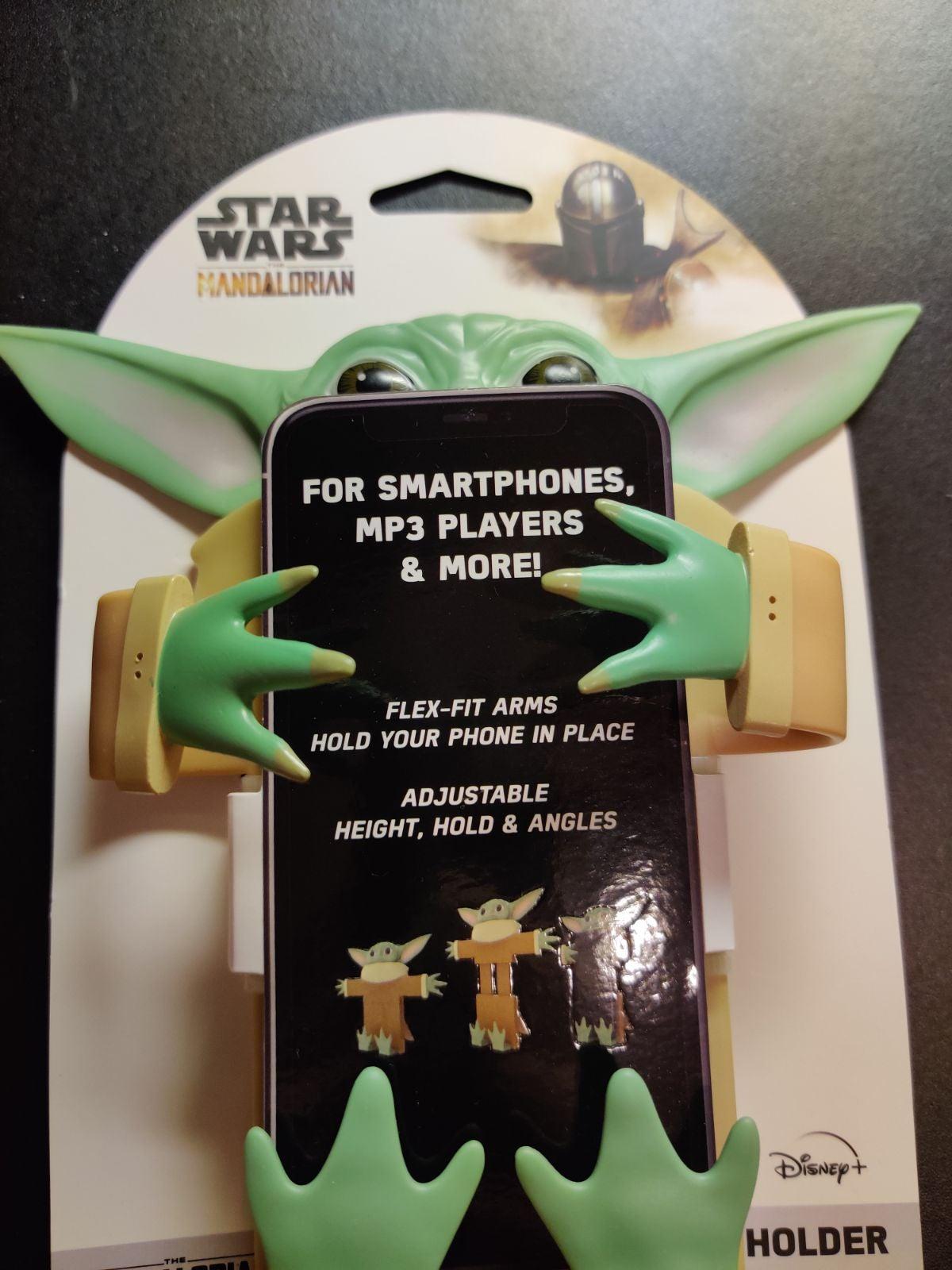 Baby Yoda Flexi Phone Holder & Stand