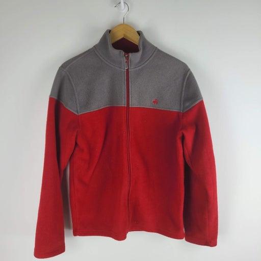 Brooks brothers mens fleece jacket sz M