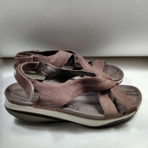 MBT Katika Rocker Sandals Women's sz 10