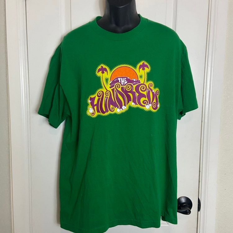 The hunreds  shirt xl green