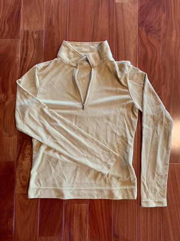 Bugatchi Womens Long Sleeve Shirt Size S