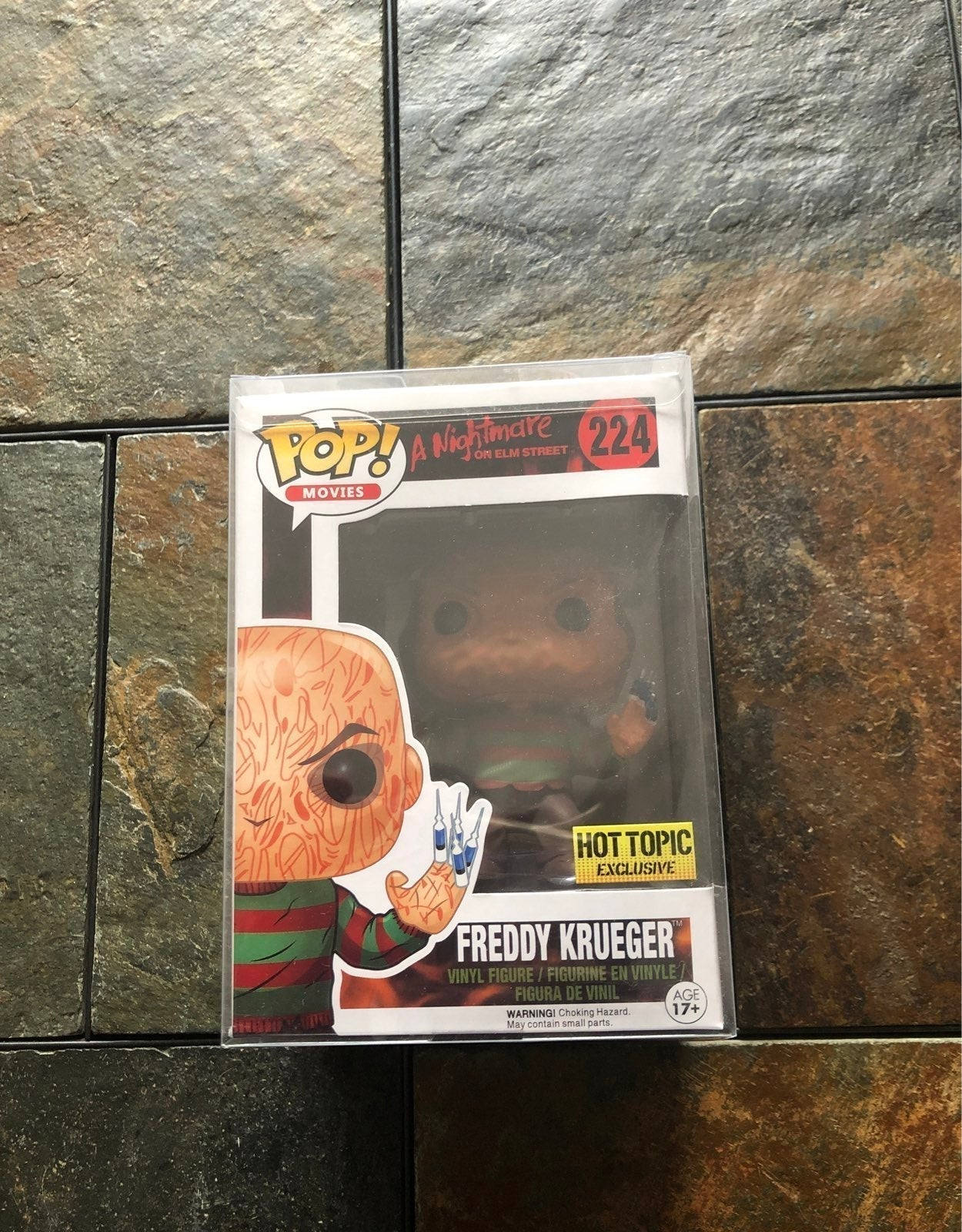 Funko Pop Freddy Krueger 224