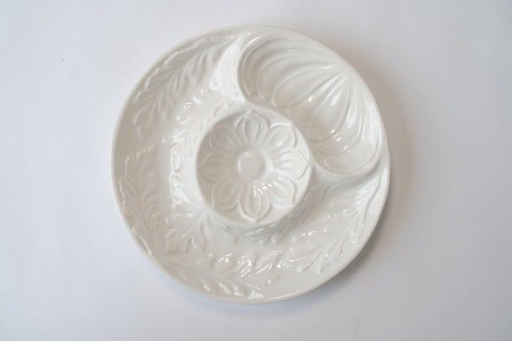 3 Vintage Whittier Pottery Plates - #132