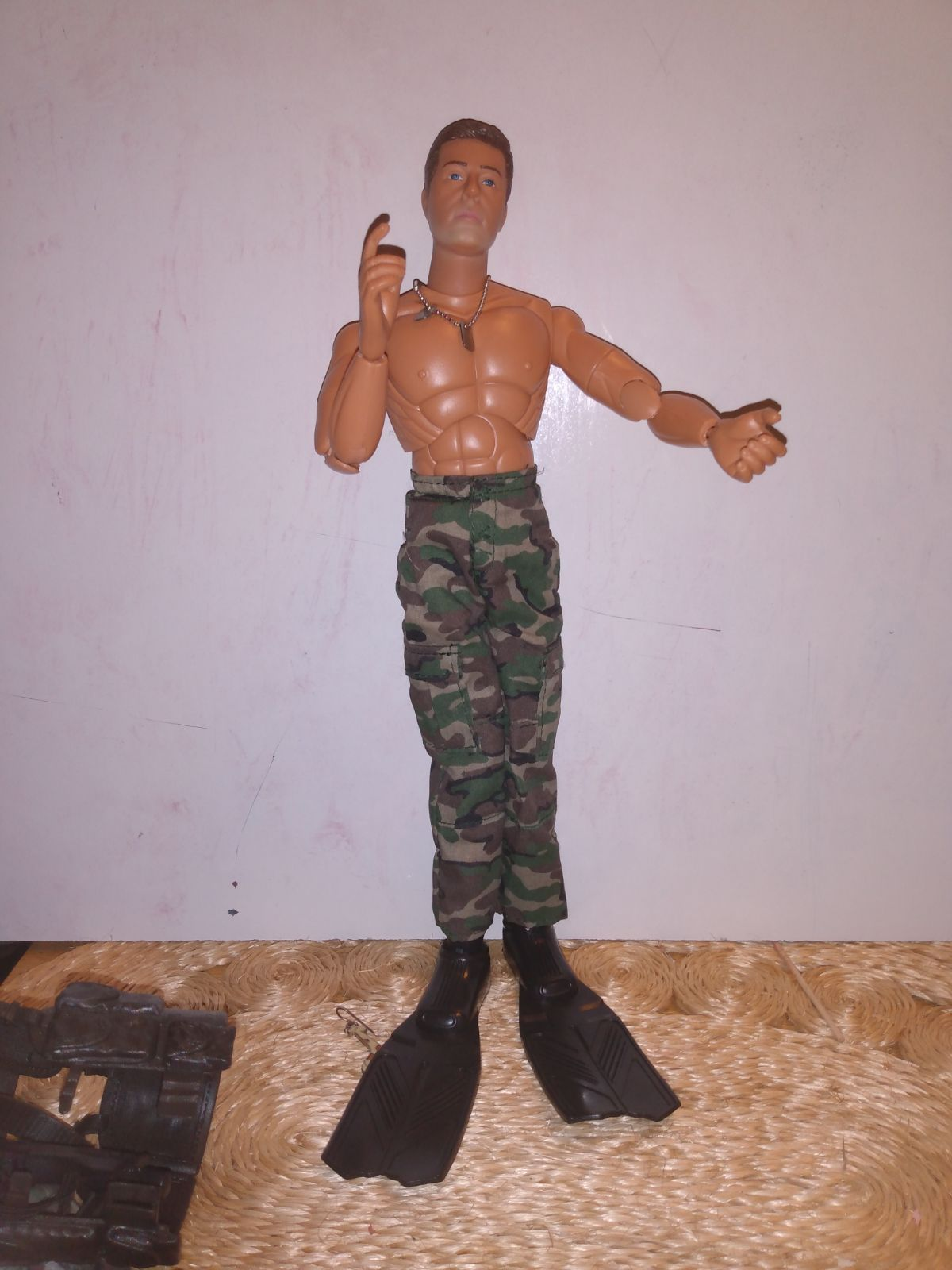 World Peacekeepers soldier doll