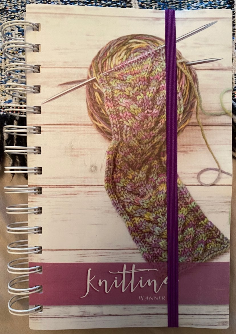Boye 12 Month Knitting Project Planner