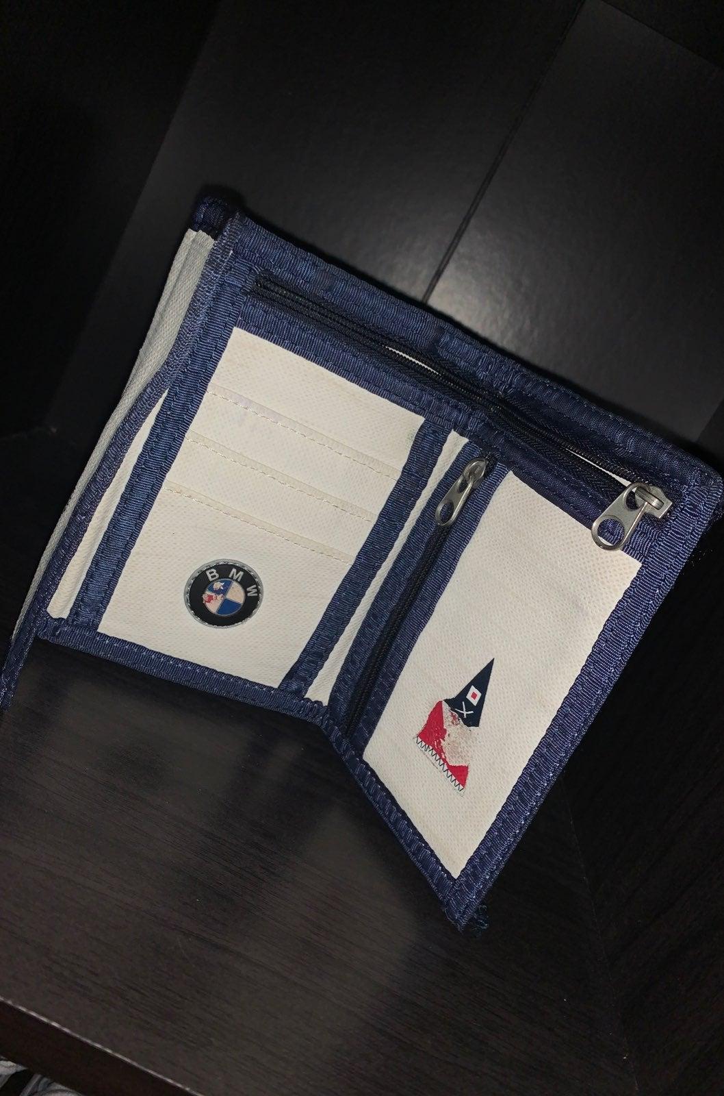 BMW Yachtsport Fold Wallet