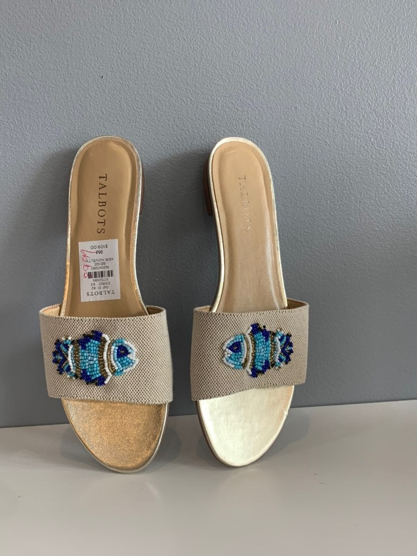 New with tags talbots sandals