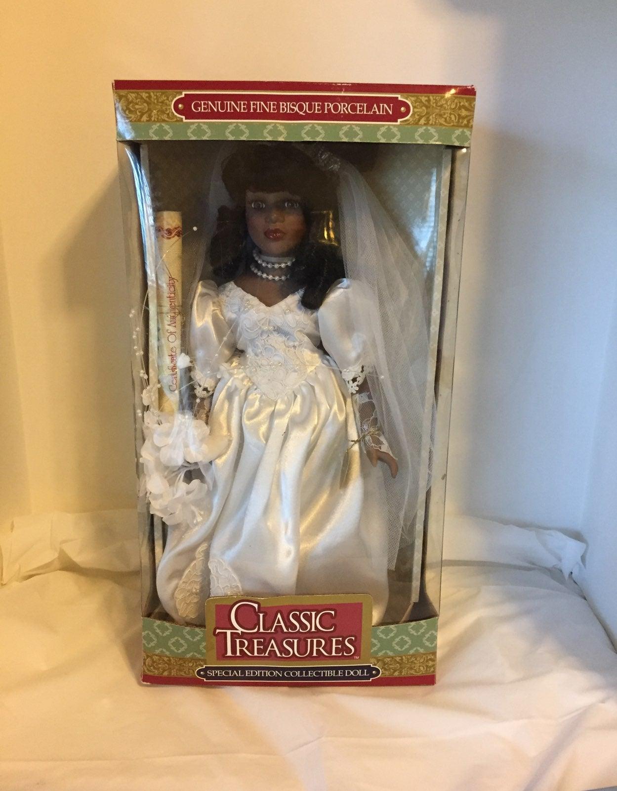 Classic Treasures Doll