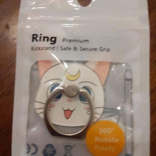 Sailor moon Artemis phone kick stand