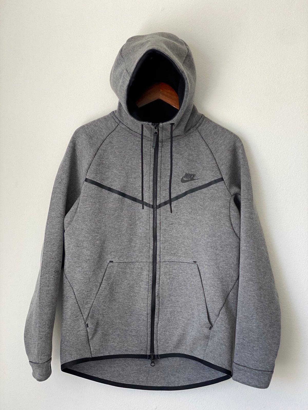 Nike Tech Fleece Full Zip Hoodie Sz L