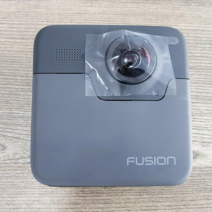 GoPro Fusion 360 Degree Digital VR 5.2K HD Action Video Camera Sticky Mount