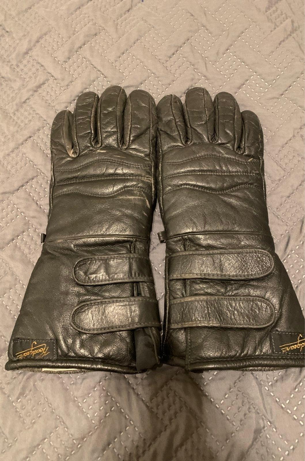 Men's Roadgear Genuine Leather Gauntlet