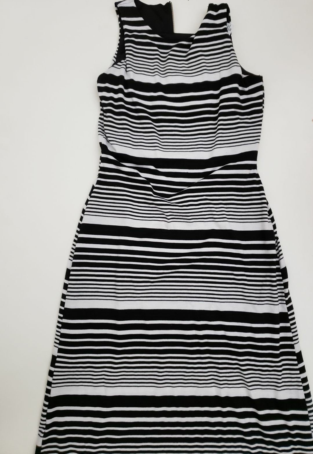 Bar III Striped Maxi Dress
