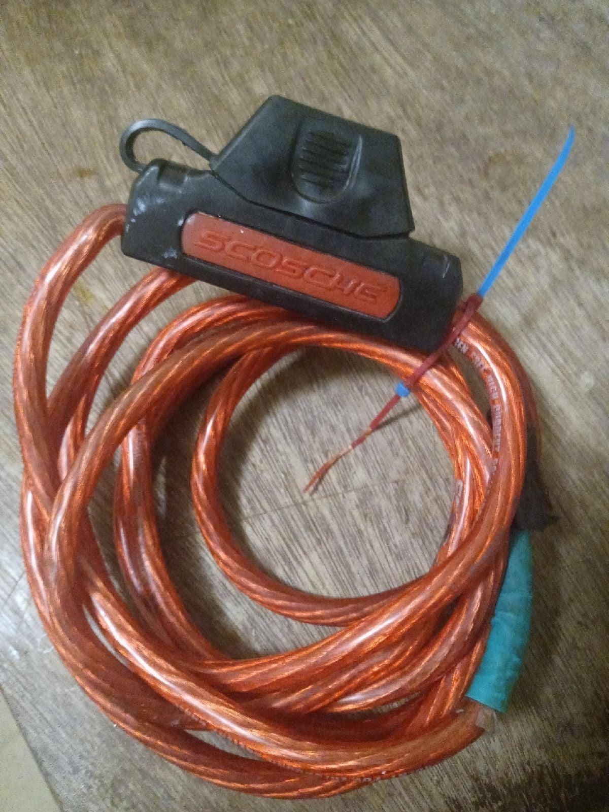 Scosche Power Wire