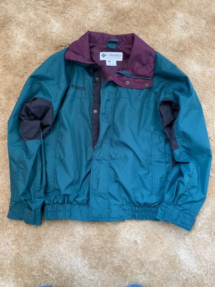Vintage Columbia Sportswear Windbreaker