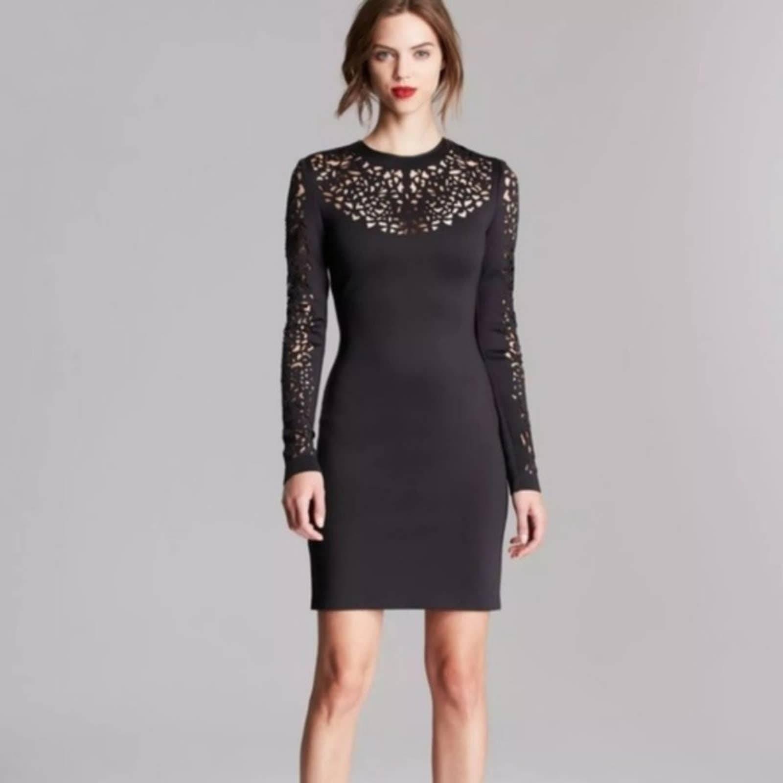 Clover Canyon Women's Lasercut Dress M
