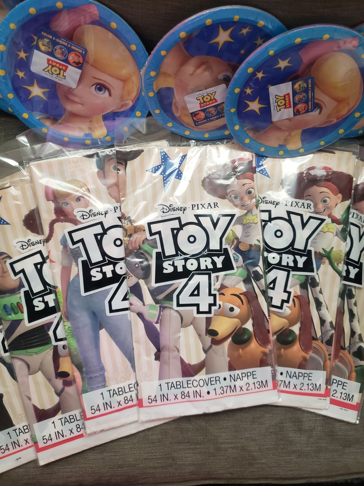 toy story 4 party supplies