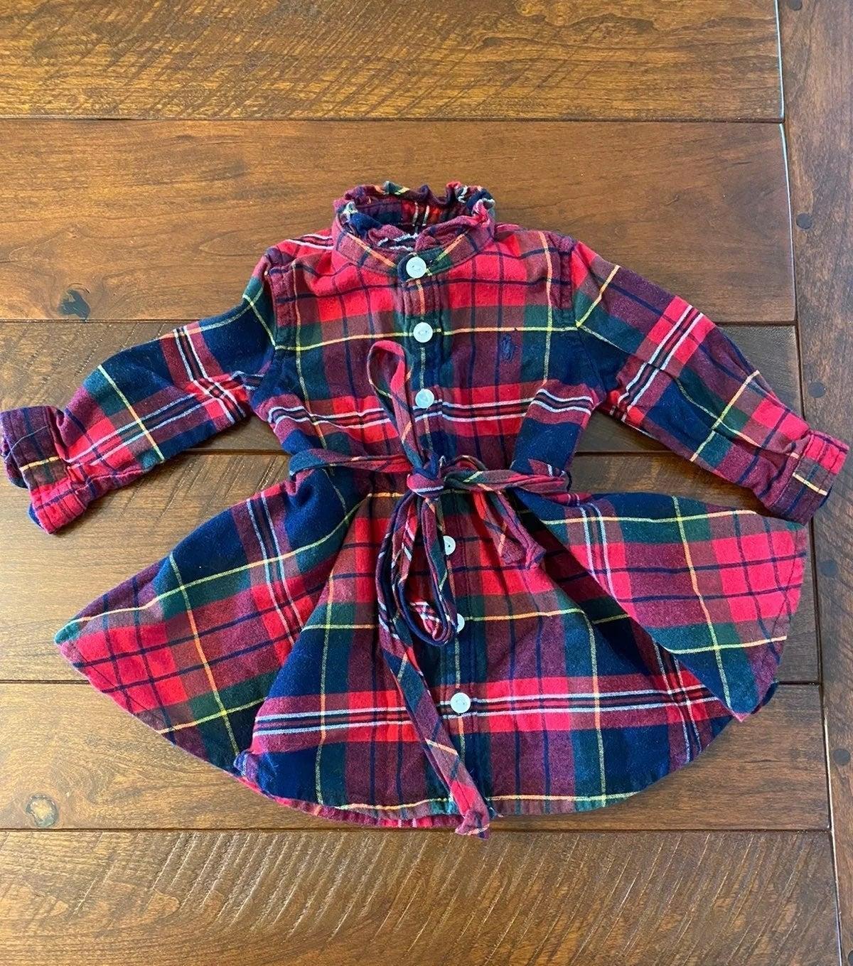 Ralph Lauren Baby Girl Dress (3m)