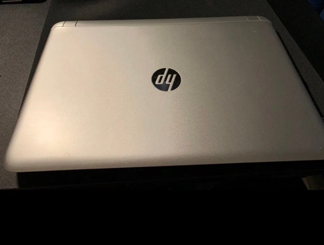 HP Pavillion Laptop 15.6 I7 5th gen