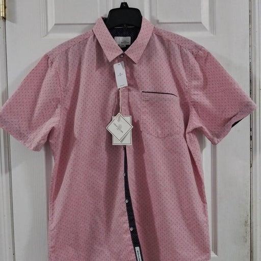 Craft +Flow Button Down Shirt SZ.(L)