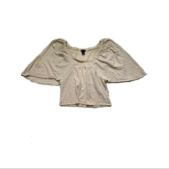 Moda International Bell Sleeve Blouse Md