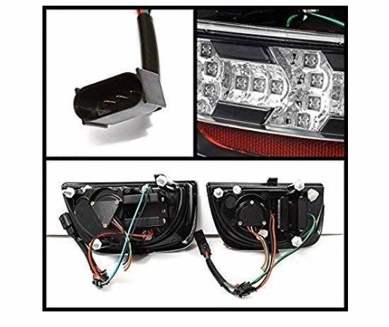 LED head lights for Honda Civc