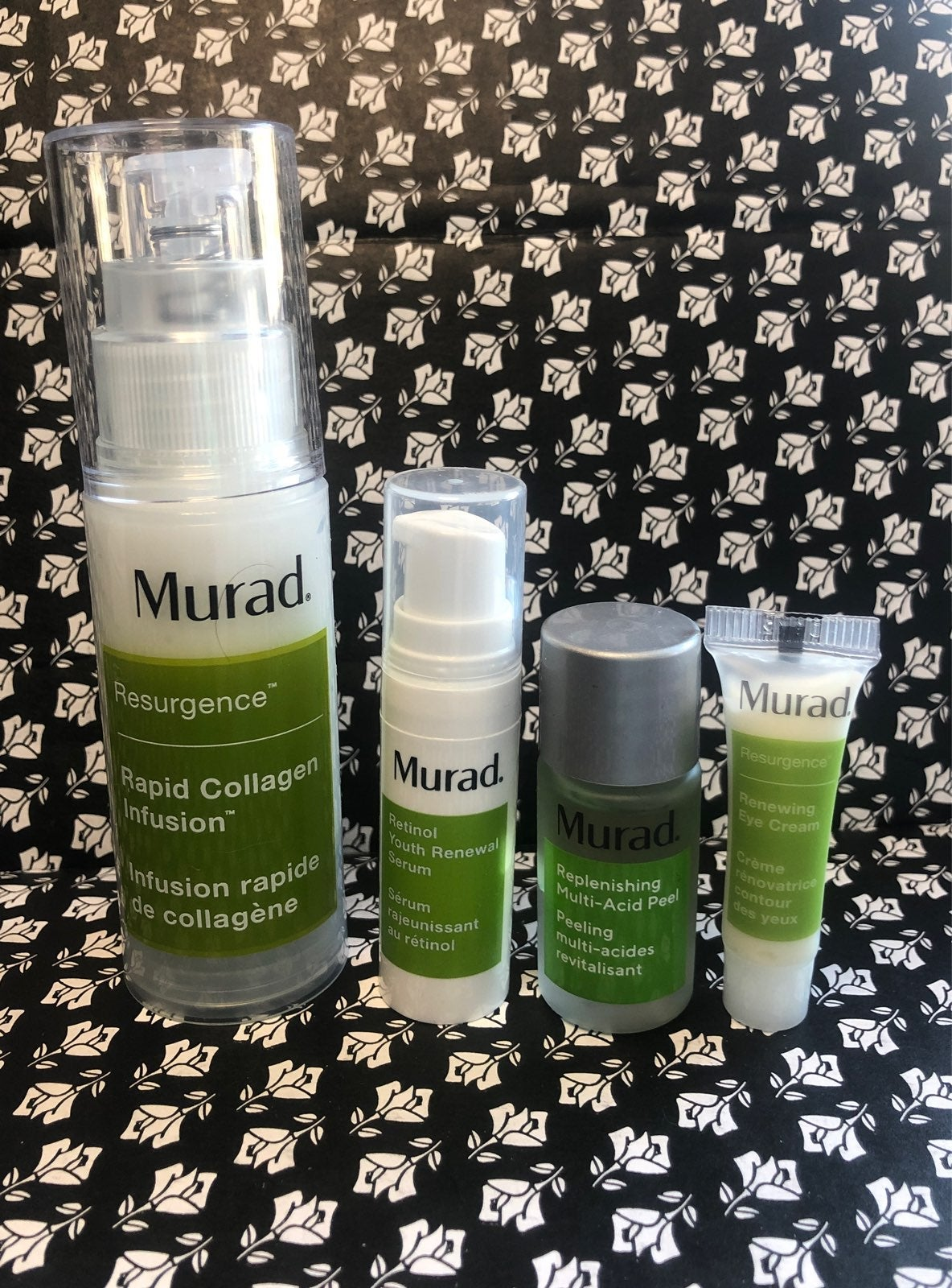 Murad Resurgence Bundle $150+ RV BN