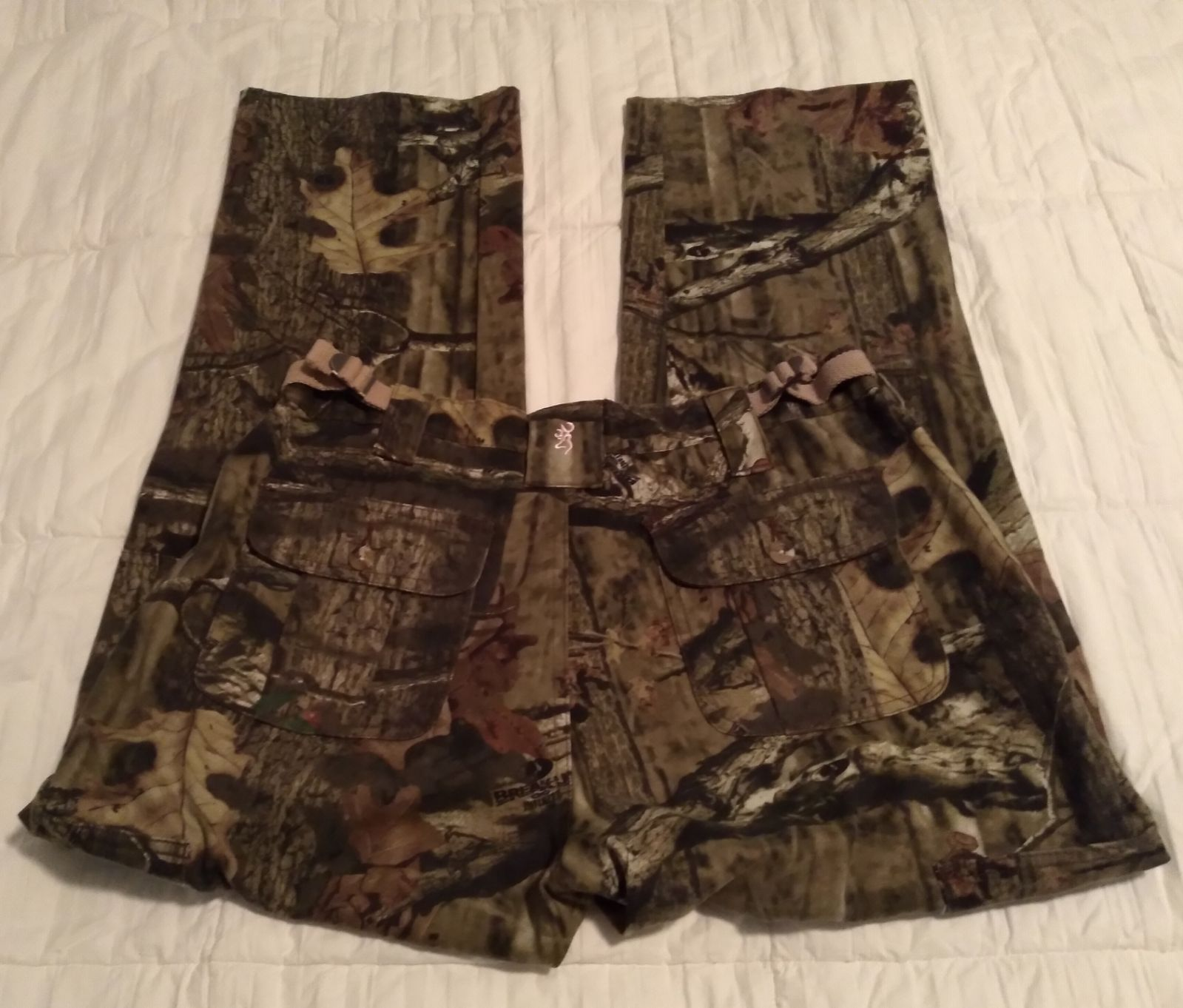 Browning For Her Hunting Pants Camo Med