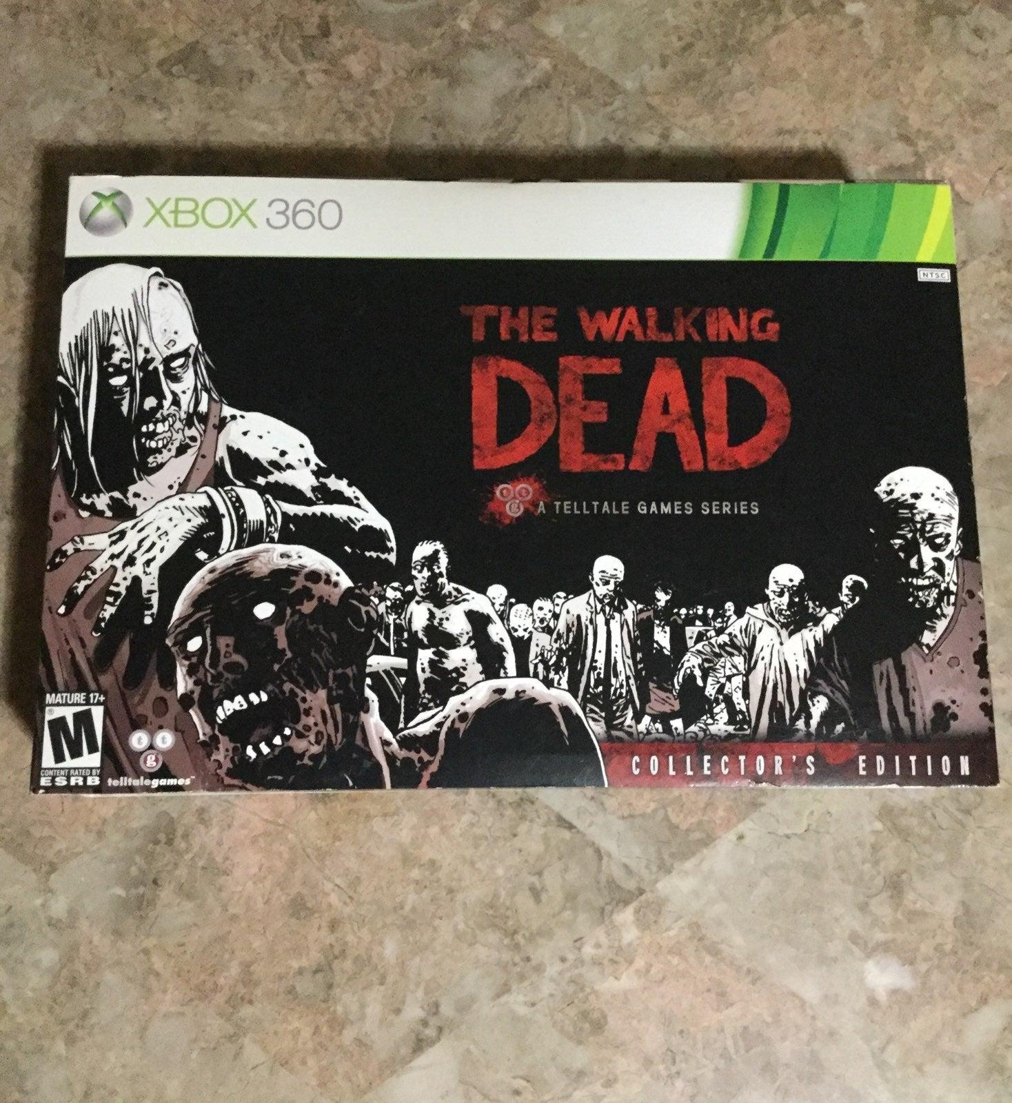 Xbox 360 A Telltale game series