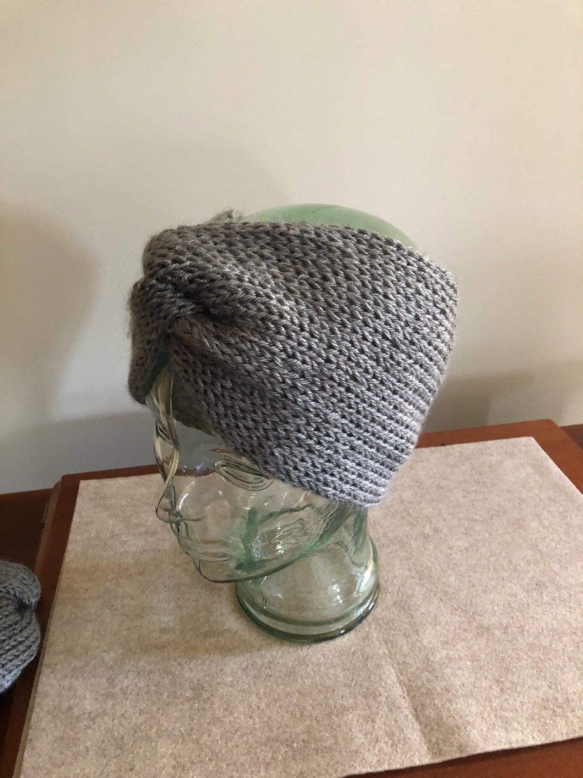 Womens winter hat/scarf set handmade