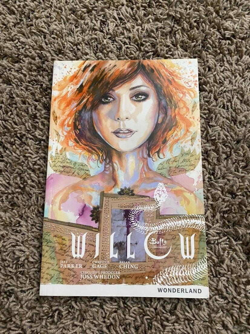 Willow comic book