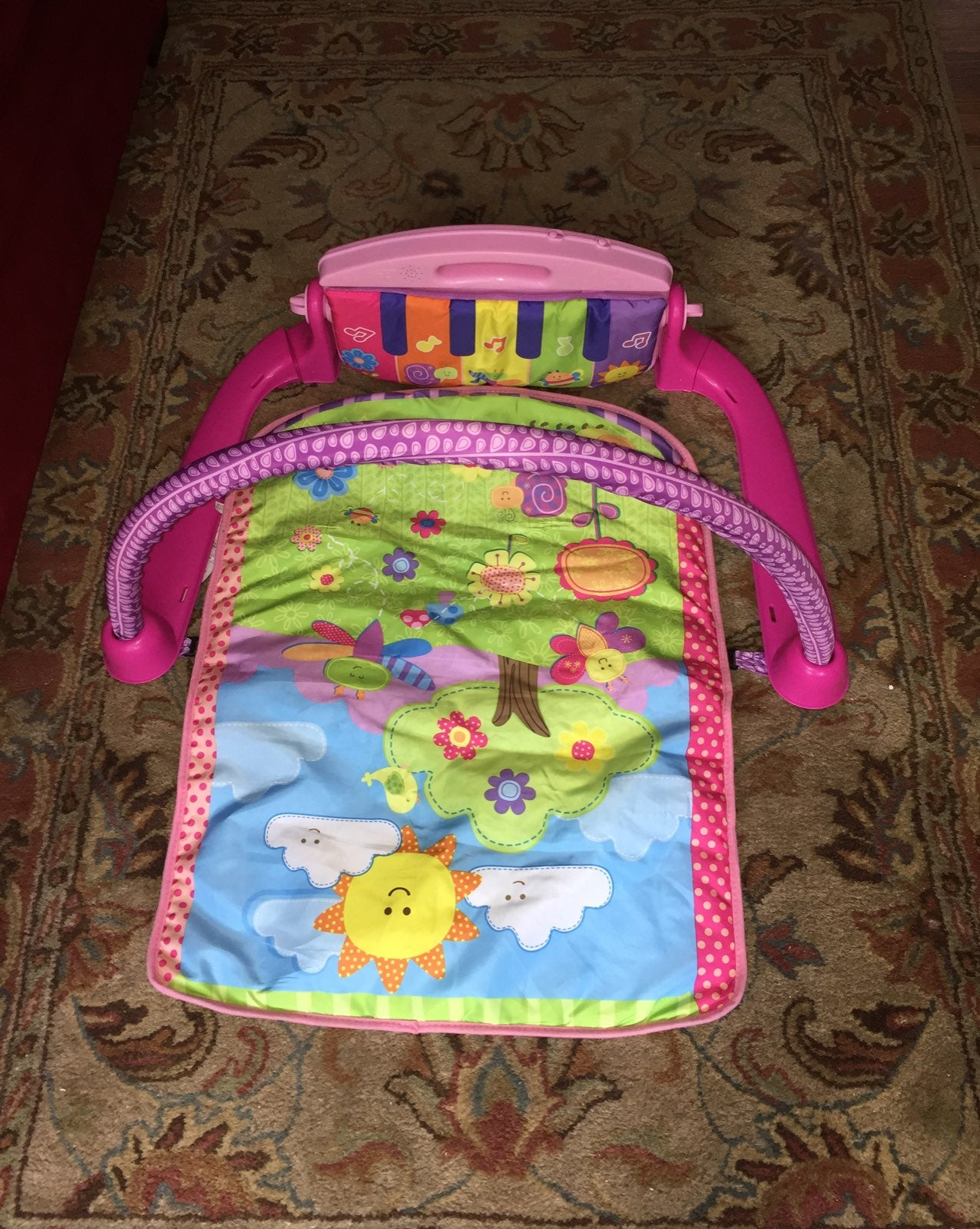 Baby Playmat Euc