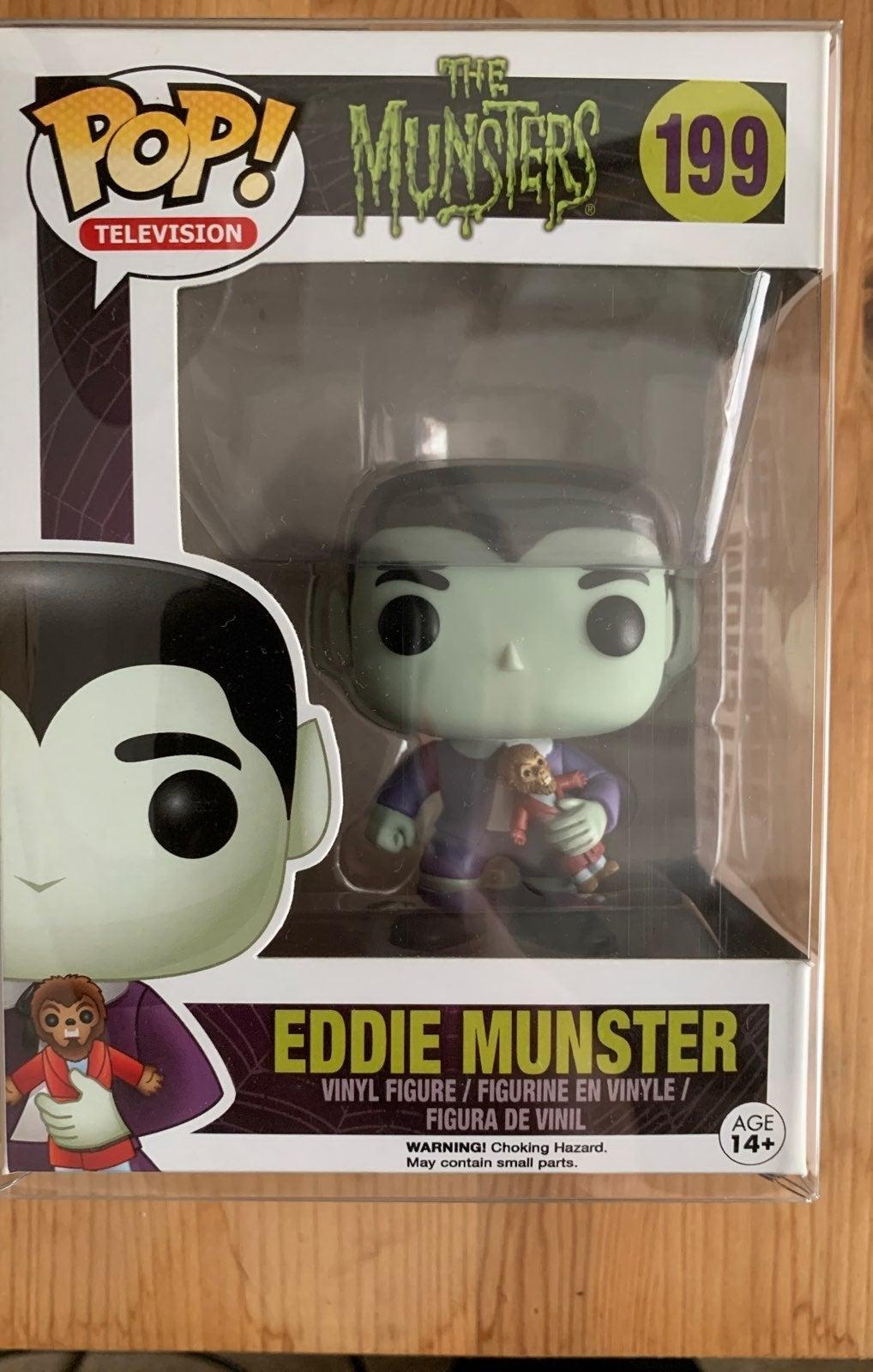 Funko Pop Eddie Munster 199