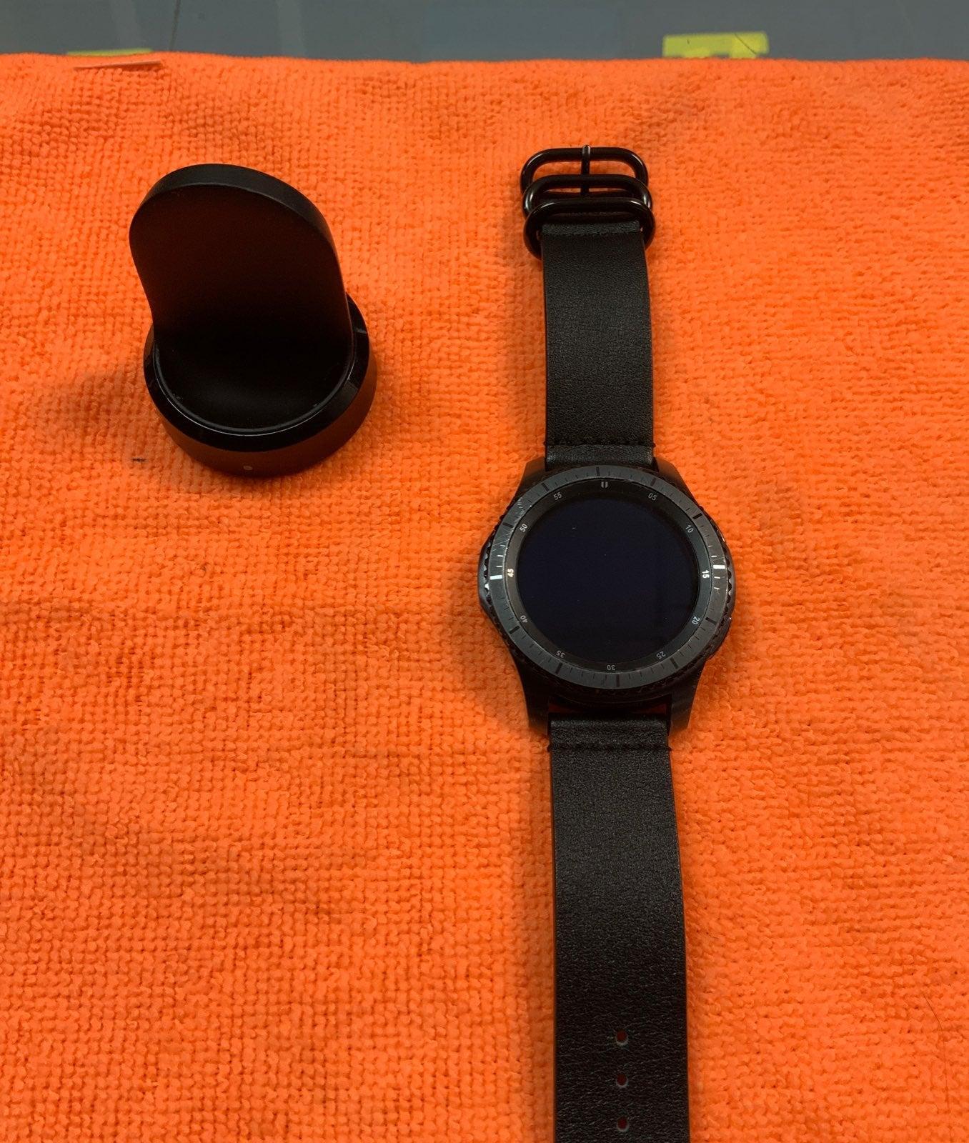 Samsung Gear S3 Frontier Unlocked