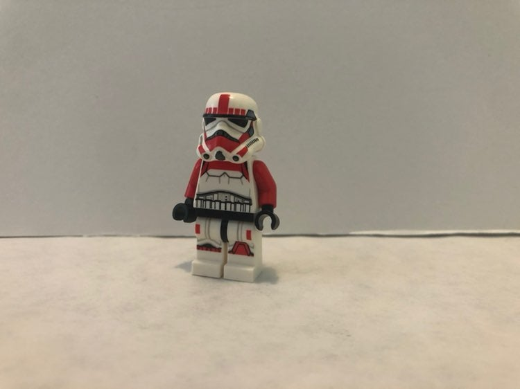Imperial Shock Trooper Lego Star Wars
