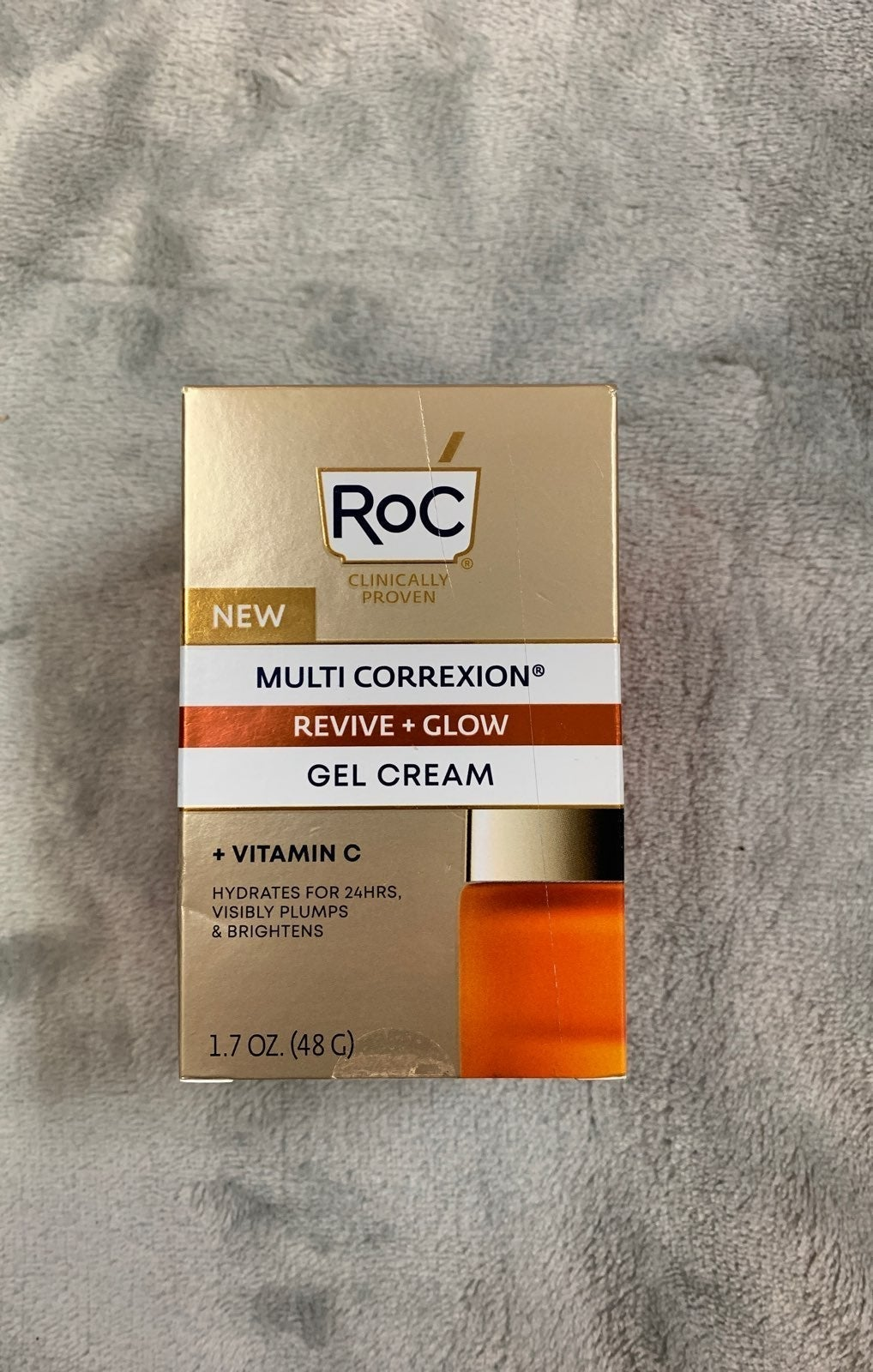Roc Glow Gel Cream + Vitamin C 1.7oz
