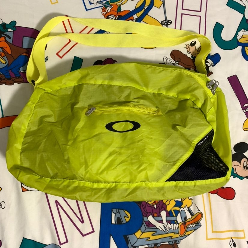 Oakley Neon Packable Gym Bag