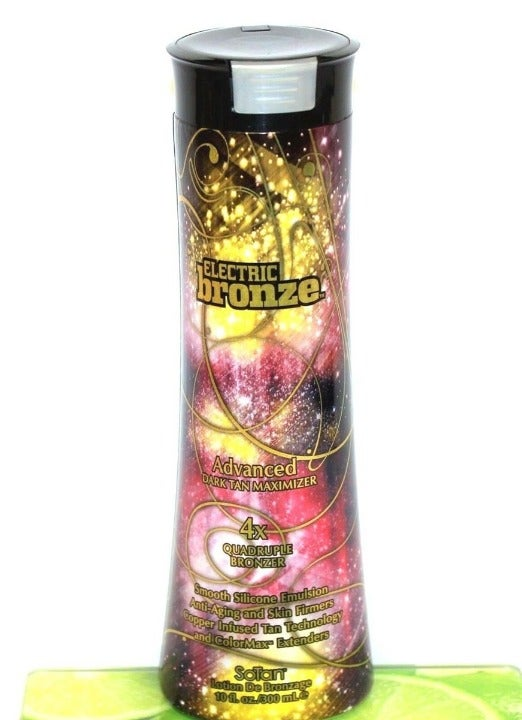 SoTan Electric Maximizer Tanning Lotion