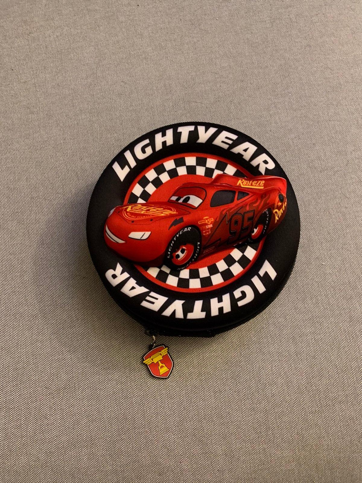 Lightning McQueen Stationary Set