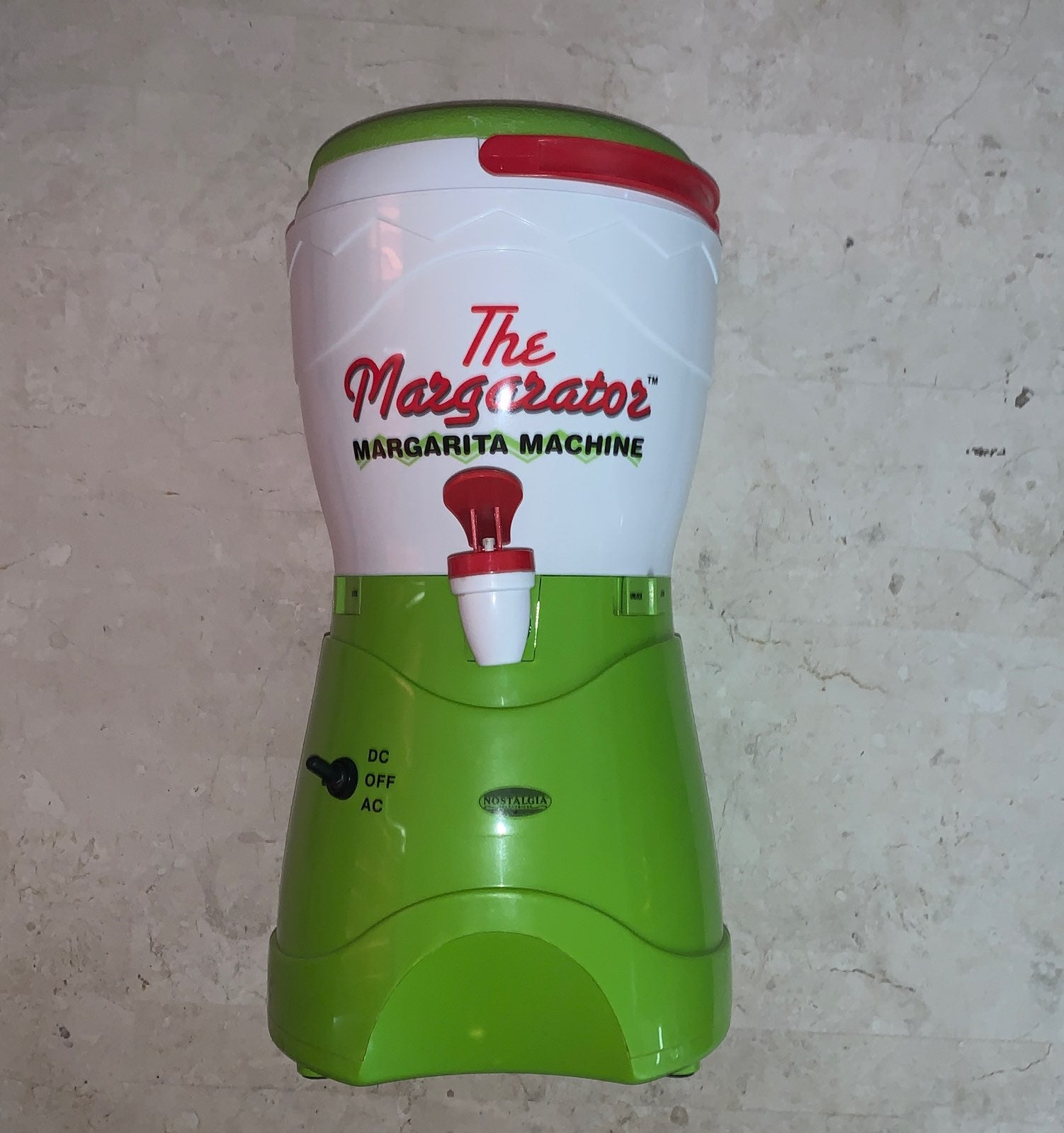 The Margarator - margarita machine