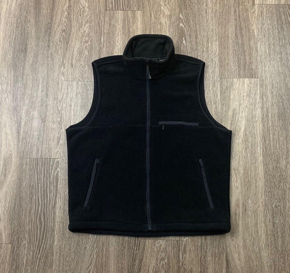 Eddie Bauer M Polartec Fleece Vest