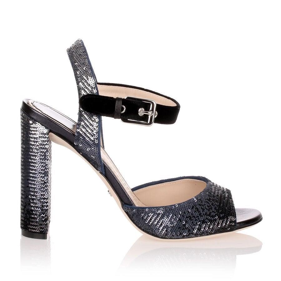 NWOB Christian Dior Ombrè Heel Sandal