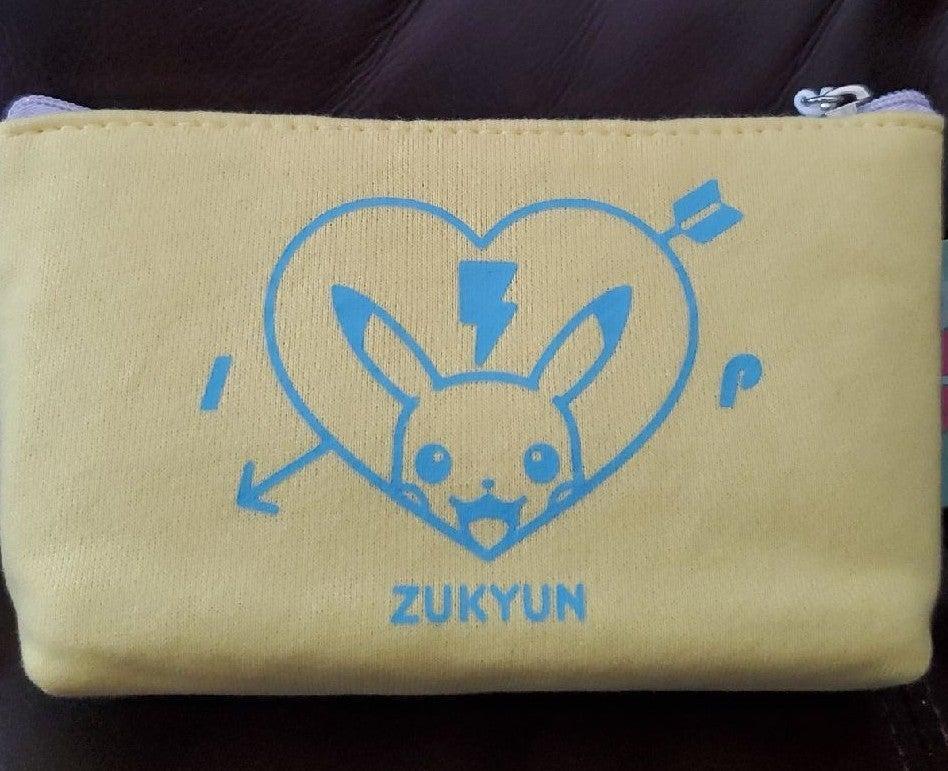 Pokemon- I Love Pikachu Pen Pouch