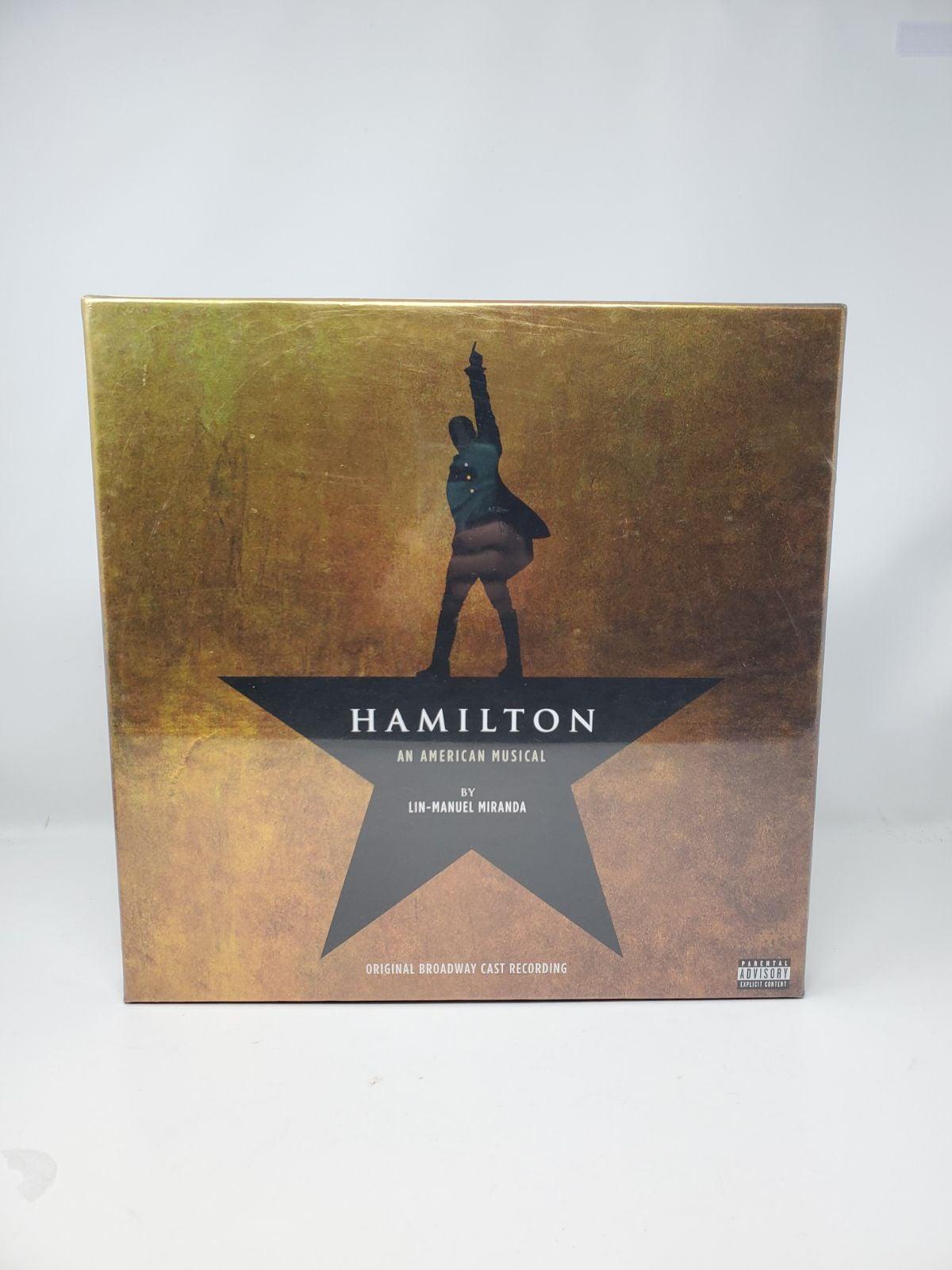 Brand new Hamilton the broadway musical