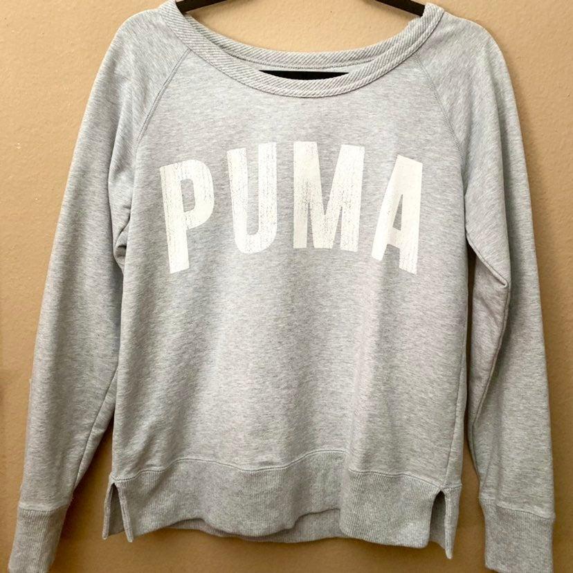 PUMA Jersey Pullover