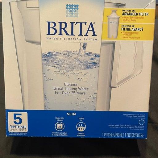Brita water filtration