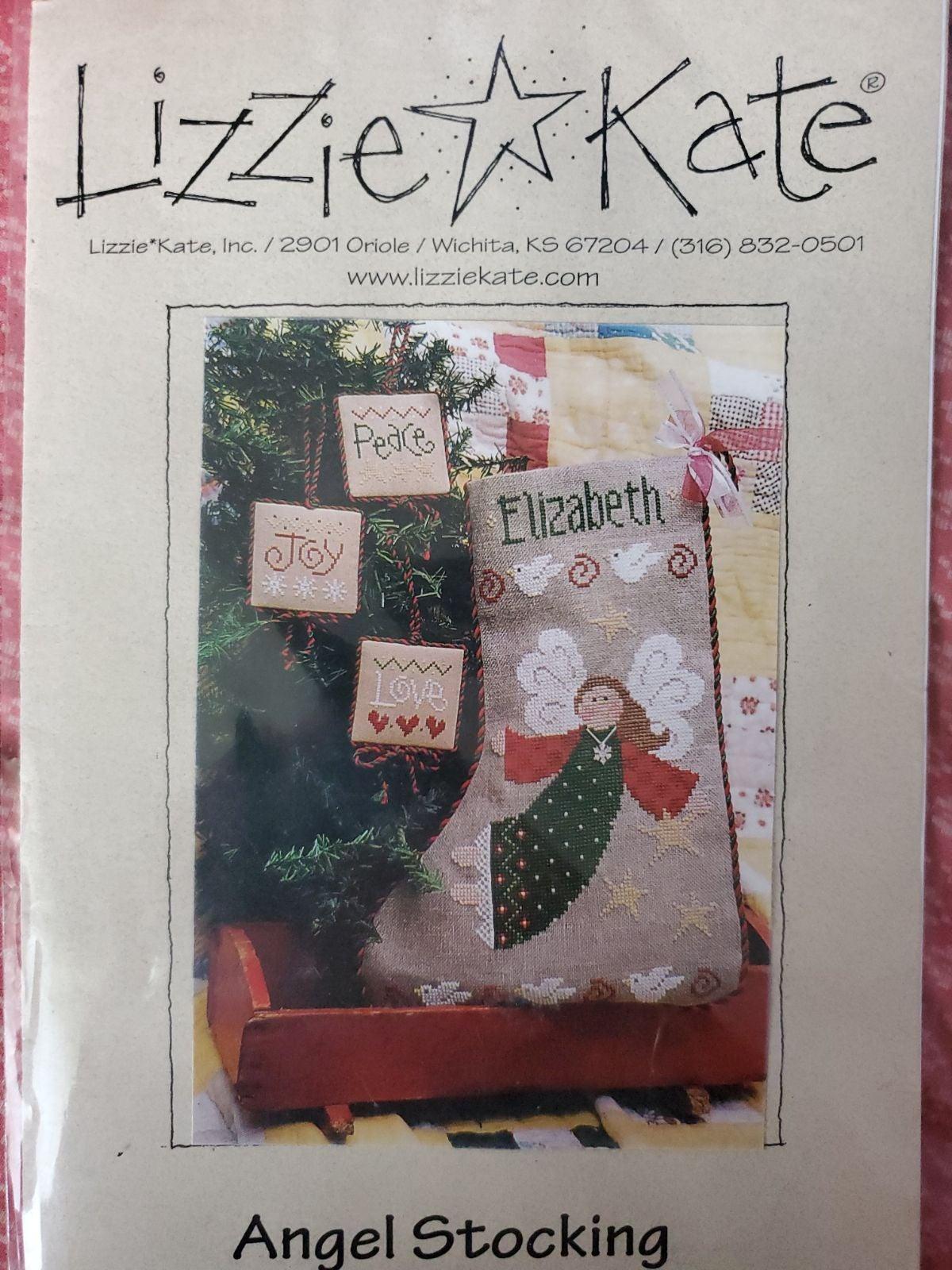 Lizzie Kate Cross Stitch Pattern