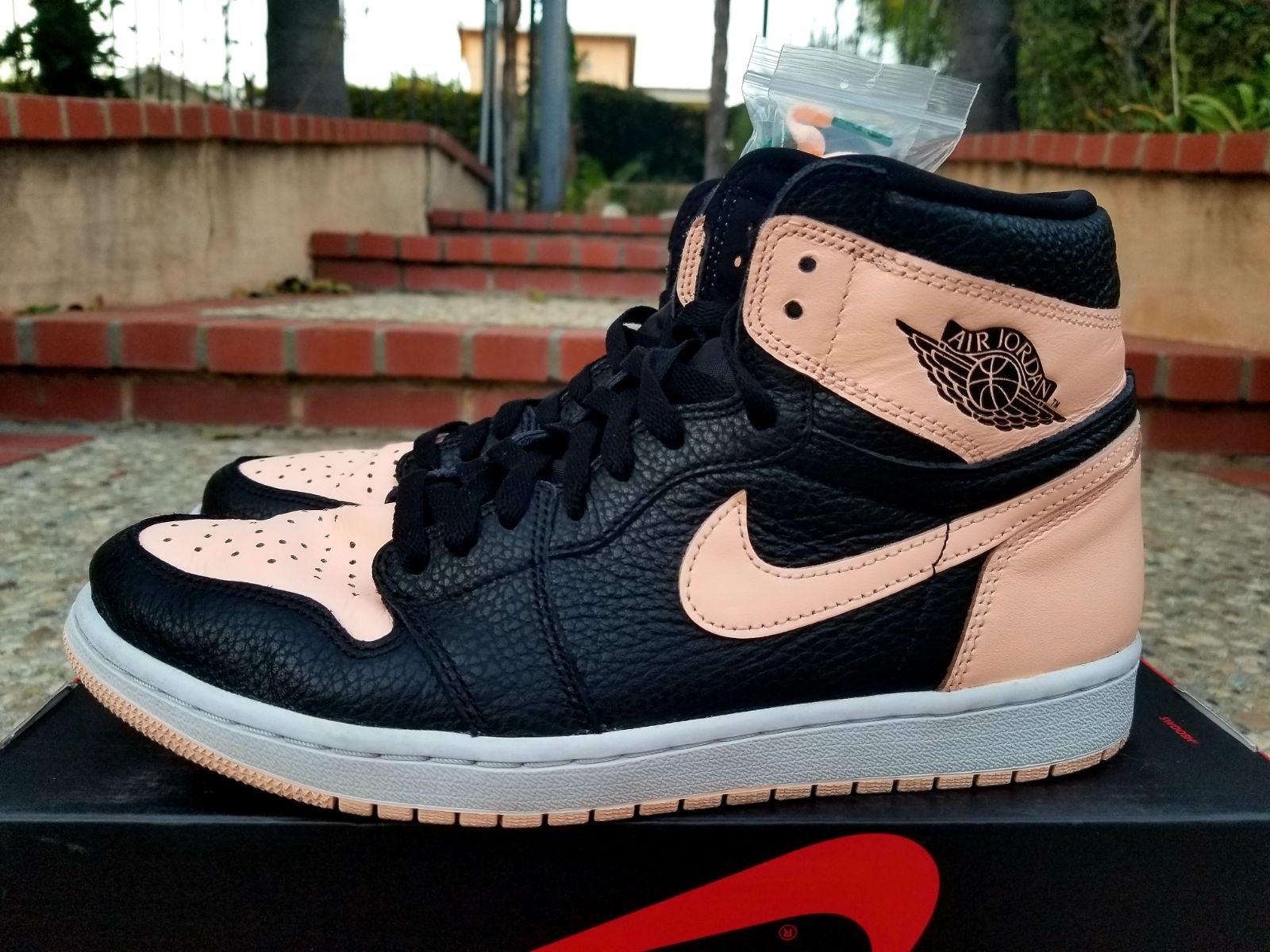 Nike Air Jordan 1 High Crimson Tint